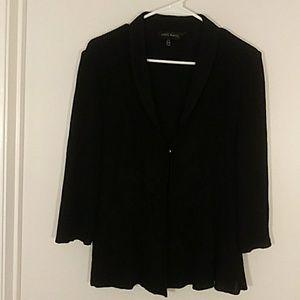 Ming Wang size large black jacket